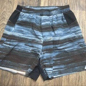 "Lululemon Surge Short 6"" Lined"